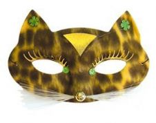 Cat Leopard Mask